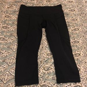 Lululemon 7/8 length leggings